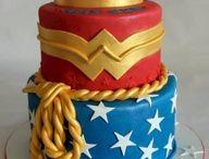 cakes / by Kayla Oates