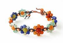 Makrame / macrame knots solmut friendship bracelet