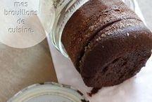 Cakes en bocal