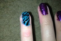 Nail designs  / by Katy Stonequist