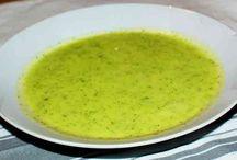 Soupes, potages, veloutés avec companion