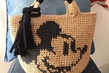 麻・天然素材バッグ