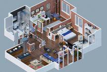 İsometric House