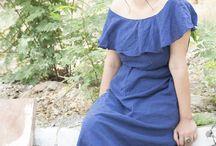 fashion design collection dresses