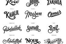 Лого и типографика