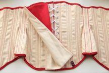 corsets / korzety