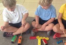 Pre-K & Kindergarten Music / by Chelsey Sweatman