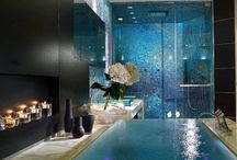Bathrooms / by Debbie Davenport