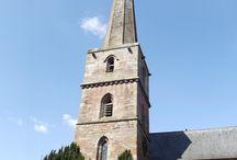 Mitcheldean Church - St Michael and All Angels Church / Our fantastic Chuch in Mitcheldean