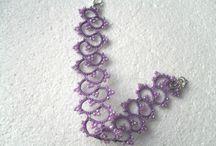 Braceletsdentelle au crochet