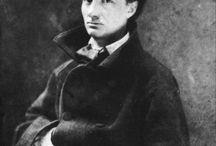 """Baudelaire ,,, le plus triste des alchimistes"""""""