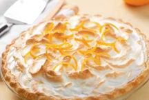 FOOD--Pies,Pastry, Cobblers & Tarts / by Sue Bowlin-Glover