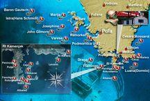 duiken Kroatië