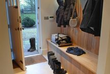 Utility/boot room