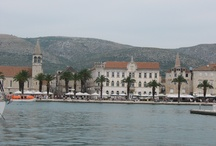 Trogir, Croatia / Trogir, a historic town and a part of the greater Split metropolitan area. As one of the best preserved medieval towns in Europe, it is on the UNESCO World Heritage List.