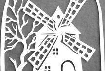 Paper Cutting / Vystřihovánky