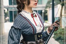 steam punk lolita
