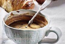 Десерты к кофе и чаю / Десерты, печенье, круасаны... всё то, что приятно будет скушать с чаем или кофем.