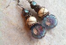 pendientes earrings