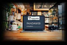 PANDAWEB Pin Board