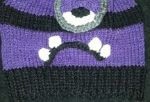 knitted hats and more by TT / Handcrafts
