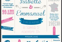 idee faire part mariage