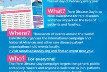 Awareness / Awareness of Familial Adenomatous Polyposis, colon cancer, rare disease