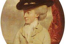 Painting - UK, 18th century / by Jelena Rizvanovic