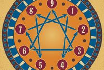 Enneagram Fabric Banners / NEW and improved! Available from TheEnneagramInBusiness.com.