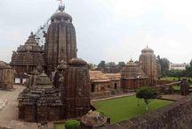 Lingaraj Temple in Bhubaneswar