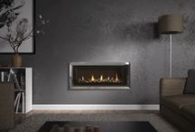 Infinity Gas Fires / British designed and made for the British market, Infinity Fires have the appearance of Continental fires although they are designed to work in UK households. For more information please visit www.infinityfires.co.uk