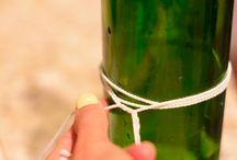 artesanato de garrafa.