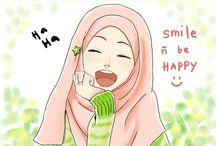 anime muslim