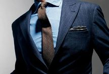 Gentlemen style / Suit style / Suits