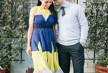 Engagement / Inspiration for Engagement sessions - what to wear, location ideas and lifestyle photos