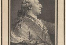 Marie Antoinette & XVI Louis