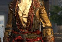"""Making Of: Assassin's Creed 4 Black Flag Cosplay - """"James Kidd"""" / Hier zeig ich euch Fotos zur Entstehung meines James Kidd Kostüms."""