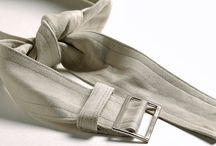 DIY belt inspiration / by Sabrina Siebert