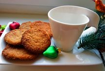 Christmas / Glutenfreie, laktosefreie & fructosearme Weihnachtsrezepte.  #Freefrom #Christmas #Recipes