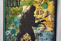 Art Journal cards