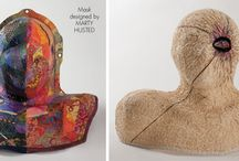 Radiation Mask Art