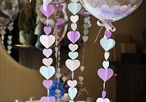Wedding Baloon Ideas / Wedding Decorations
