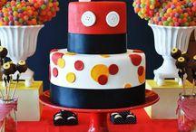 Aniversário Minnie e Mickey