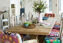 dining room ideas / by Travis Weekley