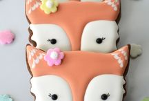 Sugar Cookie Inspiration / Cutout sugar cookie recipes, royal and other icing recipes, decorating tips, design ideas, etc. . .  / by Magnolia Jewel