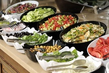 Buffet Style Food !
