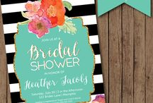 Bridal Shower & Bachelorette / by Dagian Ashelle