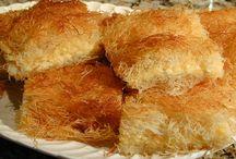 Greek food&deserts / Ελληνικα μαγειρεματα