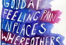 Pain.... Fibromyalgia / Fibromyalgia pain