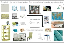 Moodboards by Sweet August Interiors / Contact Sweet August Interiors for a Custom Design Plan for your home!  www.wix.com/sweetaugust/cain